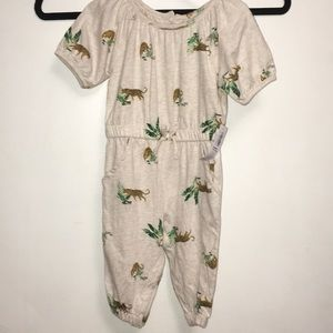 Old Navy Baby Girl Jumpsuit NWT